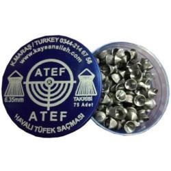 ATEF - ATEF HAVALI TÜFEK SAÇMASI 6,35