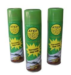ATEF - ATEF KORUYUCU SİLAH YAĞ SPREY